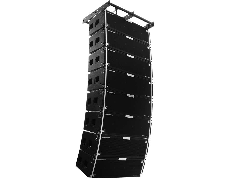 Ω series line array speaker